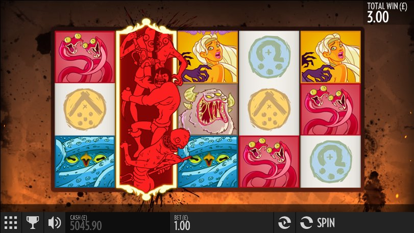 Bork the berzerker casino slot thunderkick slots