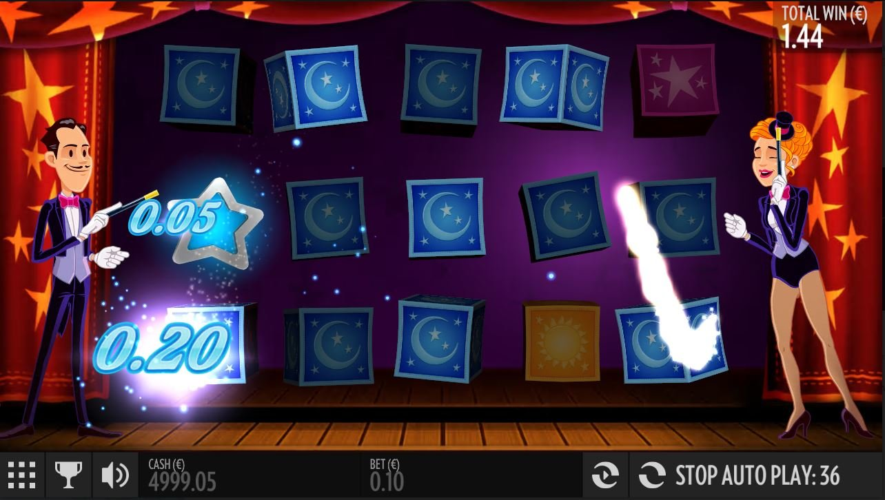 Magicious Casino Slot Thunderkick games